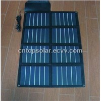 Amorphous Thin-Film Foldable Solar Panel (24W/18V )
