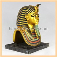 Ancient Egyptian Antique Item Resin King Tut Statue Gifts