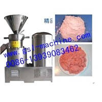 Animal bone paste machine