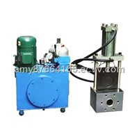 Auto Hydraulic Screen Changer