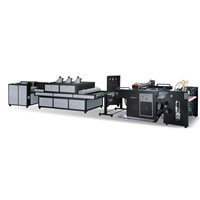 Auto UV Screen Printing Line