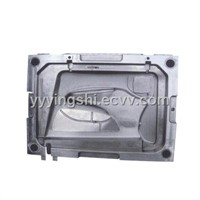 Auto mold  for door panel