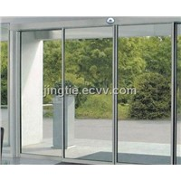 Automatic Glass Entrance Door