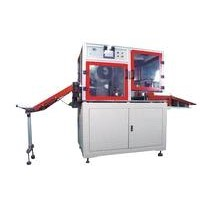 Automatic Sleeving Machine for Cylindrical LIB
