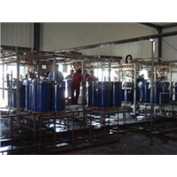 Automatic Aseptic Bag Filler