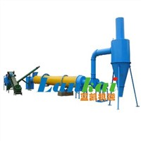 Barbecue charcoal machine(