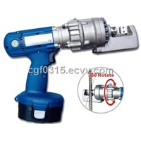 Battery Powered Handy Rebar Cutter-Hand Held Steel Bar Cutting Machine