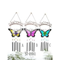 Beautiful Butterfly design wind chime