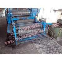 Bending welding mesh machine