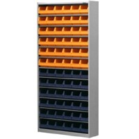 Bins shelving