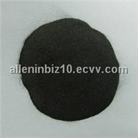 Black aluminum oxide(black fused alumina) for polishing wheels