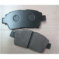 Brake Pad for Toyota (D822)