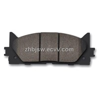 Brake Pads D1222 for Toyota