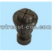 Brass clip/chuck for EDM wirecut / drill machine