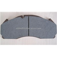 Bus Brake Pad for Volvo (WVA29125)