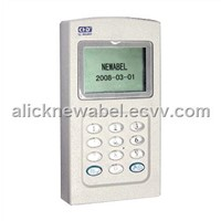 CHD602DC EM Card Reader with Keypad and LCD