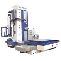 CPBR130/160 CNC Planer Type Horizontal Boring & Milling Machine with Ram