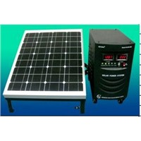 CS-SPS-50W  solar power system
