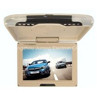 Car TFT LCD Monitor/11 inch Car Flip Down Monitor with SD/USB Interface
