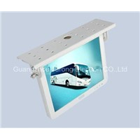 "Car TFT LCD Monitor/Car 17""  manual lcd  Monitor"