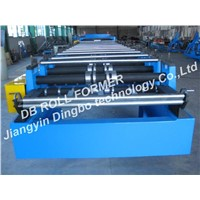 Ceiling Drywall System Roll Forming Machine - Decorate Light Steel Structure