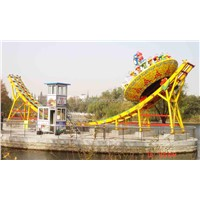 Amusement machine China Flying Disk