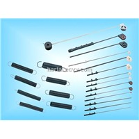 Coil Winding Machine Parts Tensioner Rod / Tensioner Bar