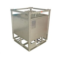 Collapsible Stainless Steel Platform Truck