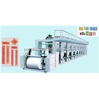 Compurerised High-Speed Gravure Printing Machine - Shaft Type Cylinder Loading