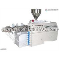 Conical Double-Screw Plastic Extruder
