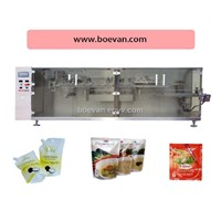 Cookies Packing Machinery with BHP-210 Packaging Machine