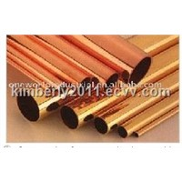Copper tube (pipe) for water