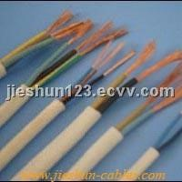 Cotton Covered Wire 04