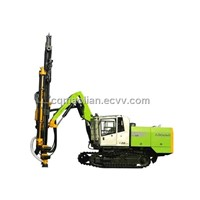 Crawler Hydraulic Drilling Rig