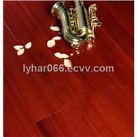 Cumaru solid and parquet flooring