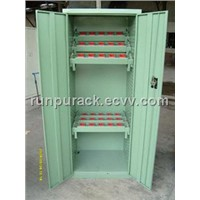 Cutting tools storage cabinet