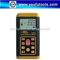 Digital Laser Distance Meter with Measure Range from 0.3 to 60m (SE-Ar86)