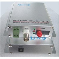 Digital Video Optical Transmitter and Receiver,BNC to Fiber Converter