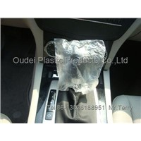 Disposable PE Gear shift cover
