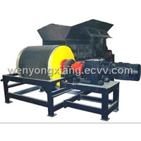 Dry Permanent Magnetic Separator for Lump Ore