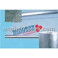 Dust Free Asbestos Cloth Coated Aluminium