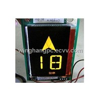 EBT LCD for Elevator WHPC-01