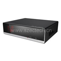 EC-E6 USB3.0 Gigabit Ethernet Full HD Media Player