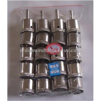 Electroplated Diamond Drill Bits For Glass/Glass Drill Bits