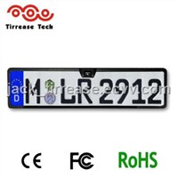 European License Plate Frames Car Camera GT-S666 with CE FCC ROHS
