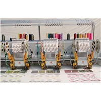 FOUR SEQUIN EMBROIDERY MACHINE
