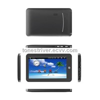Factory best Android 2.2 resistive 7'' tablet laptop