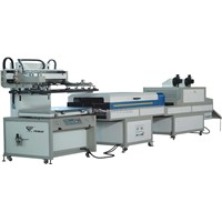 Feibao 3/4 Automatic Screen Printing Machine (FB-1270N)