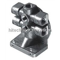 Filter head 230-1440 filter seating filter holder aluminum base