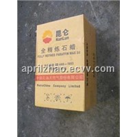 Fully-Refined Paraffin Wax 58-60
